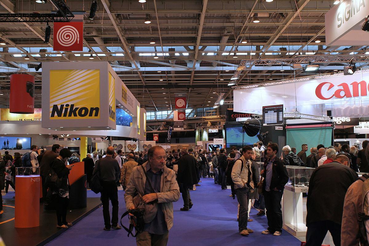 Salon de la photo de Paris  Wikipdia