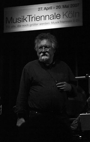 Evan Parker, Cologne, 2007