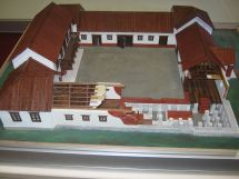 Ancient Roman Villa-House