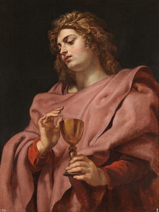 Rubens apostel johannes grt