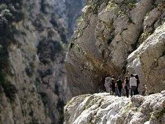 Ruta del Cares, n'Asturies