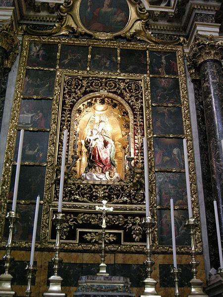 Plik: San Domenico, Bolonia, Kaplica Różańcowa 07.JPG
