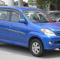 No Mesin Grand New Avanza All Kijang Innova Ets2 Toyota Wikipedia First Generation Front Serdang Jpg