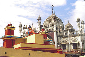 Mosque next to Ayappa mandir plays special role for pilgrims