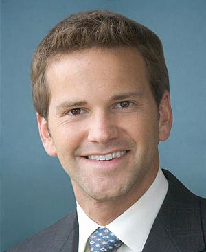 English: Aaron Schock (R-IL), Member of the Un...