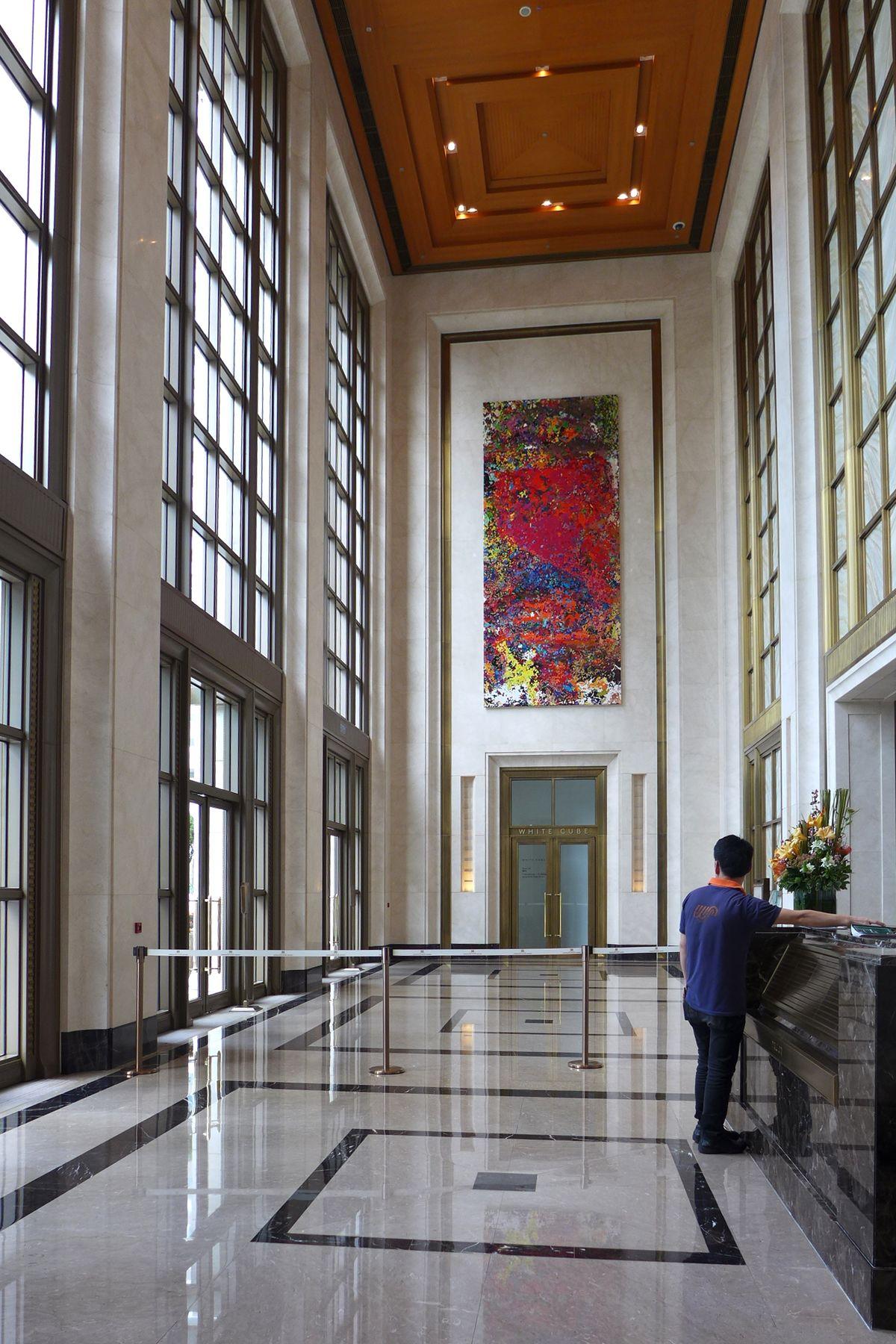 中國農業銀行大廈 - 維基百科,自由的百科全書