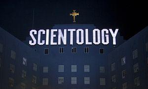 "English: Church of Scientology ""Big Blue&..."