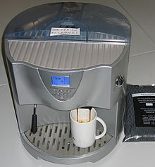 Kaffeevolautomat auf Kaffeemaschinentest123