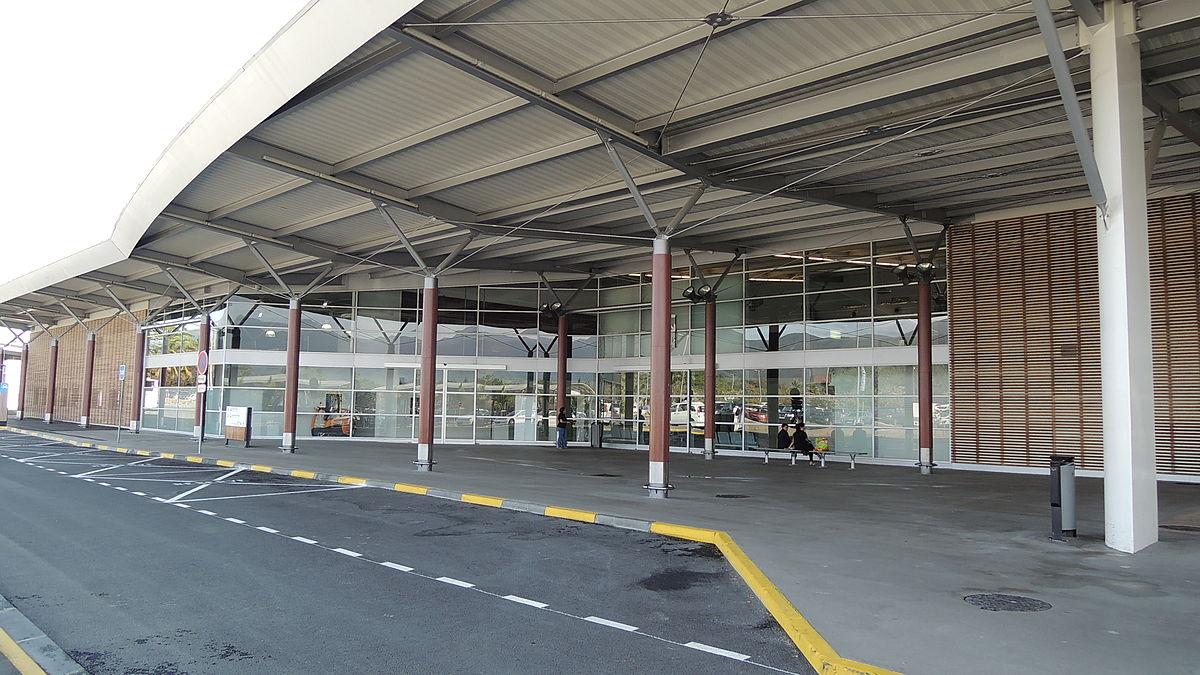 La Tontouta International Airport  Wikipedia