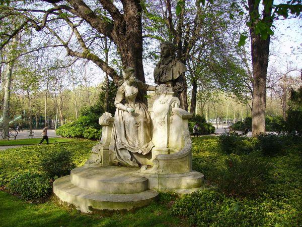 Bald Eagle Automne Au Jardin Du Luxembourg Paris