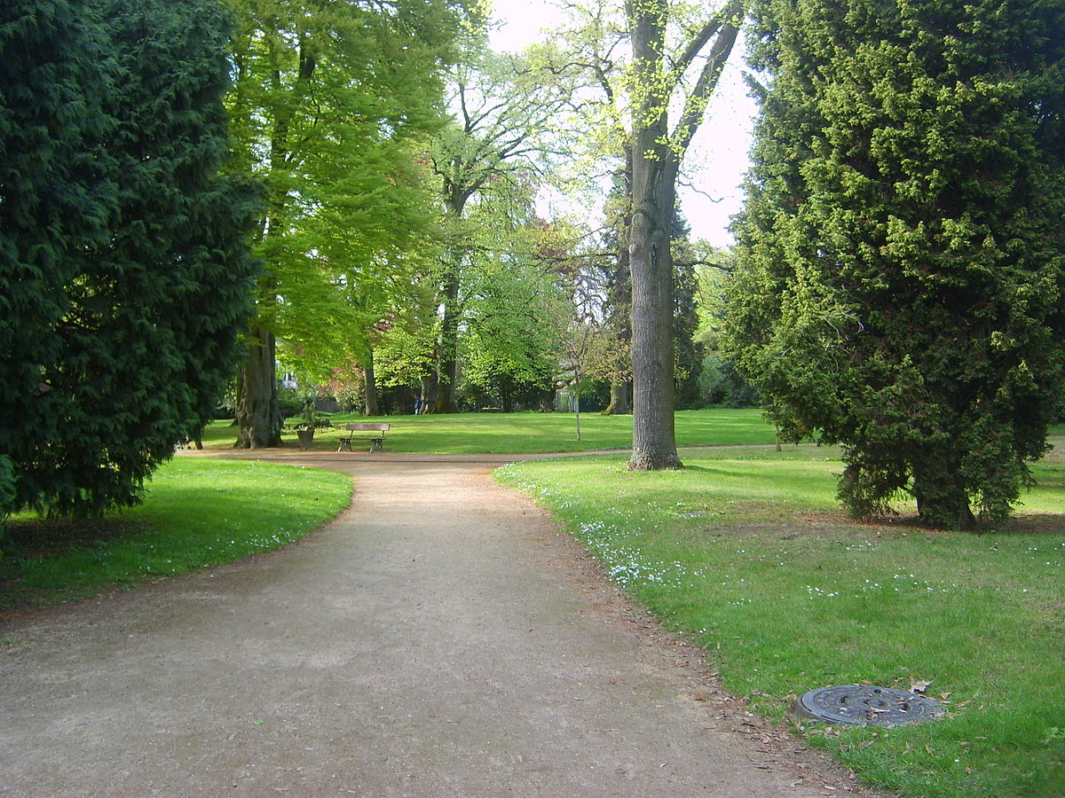 Jardin botanique de Metz  Wikipdia