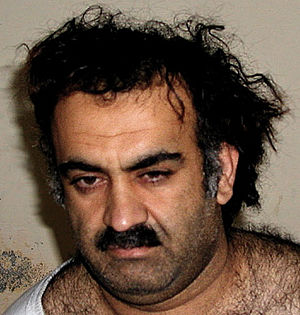 Khalid Shaikh Mohammed, upon capture.