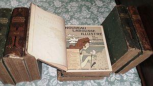 Grand Dictionnaire universel du XIXe siècle - ...