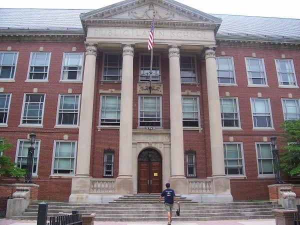 Boston Latin High School