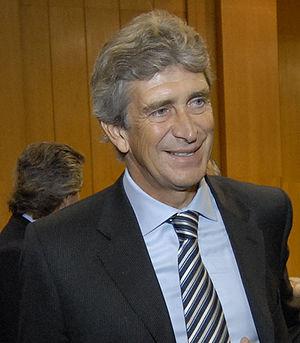 Manuel Luis Pellegrini Ripamonti (Santiago, Ch...