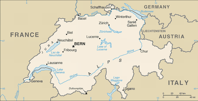 map of austria and germany with cities