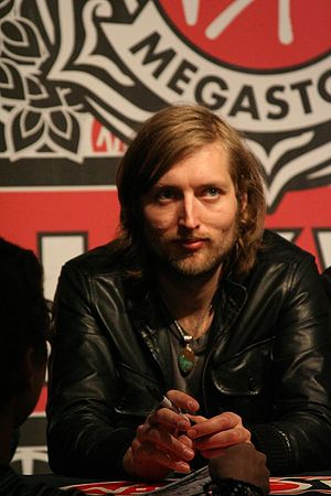 Mark Stoermer Flickr
