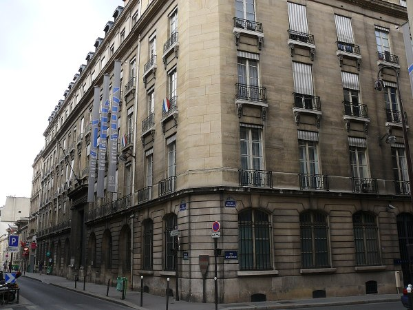 France Ministry of Education National