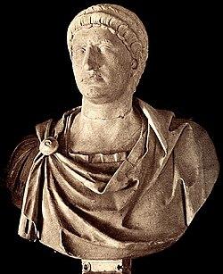 Marco Salvio Otón, emperador romano.