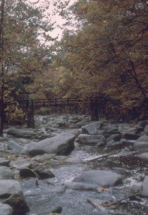 Rock Creek Park. Northwest, District of Columbia.
