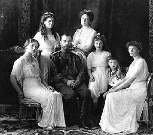 Image result for the real romanov family