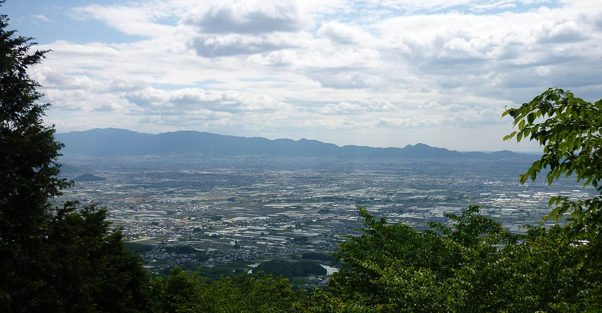 Images of 盆地 - JapaneseClass.jp