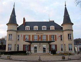 mairie saint-chéron gr11