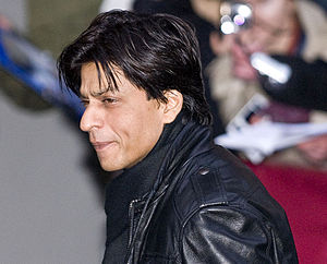 Indian actor Shah Rukh Khan, arrival for press...
