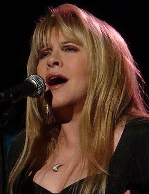 Stevie Nicks, Live with Fleetwood Mac on March...