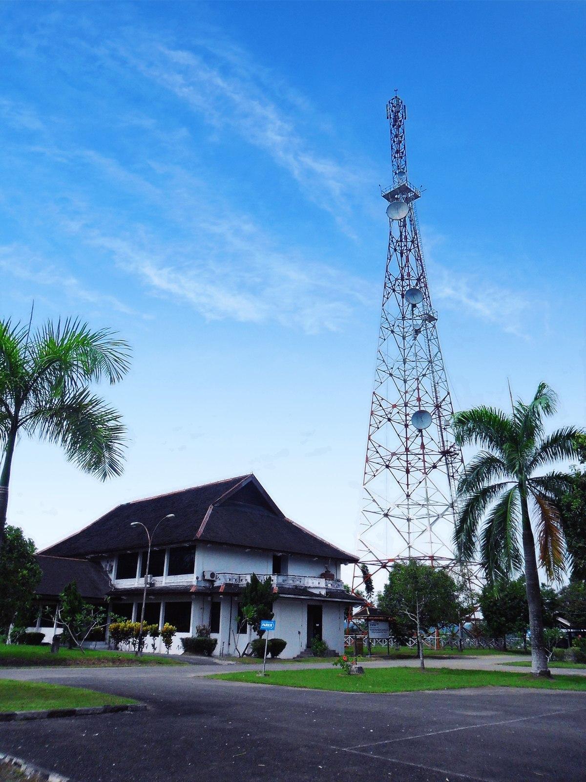 Penyiaran  Wikipedia bahasa Indonesia ensiklopedia bebas