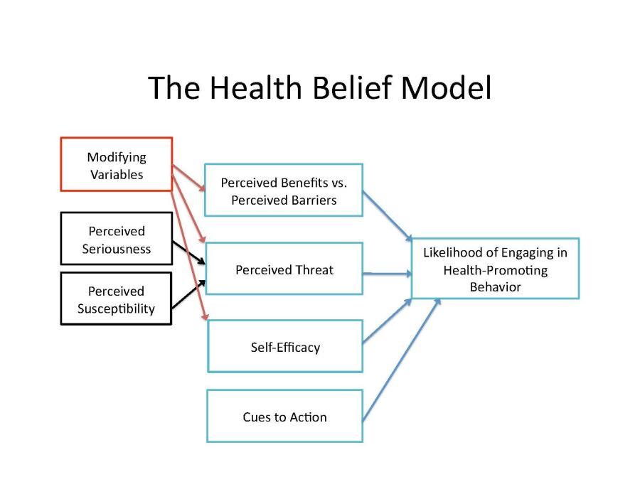Mô hình niềm tin sức khỏe