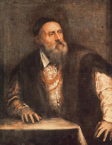 File:Titian Self Portrait.jpg