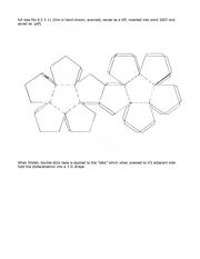 File:Wikipedia 3-D dodecahedron flat-fold handout v2.pdf