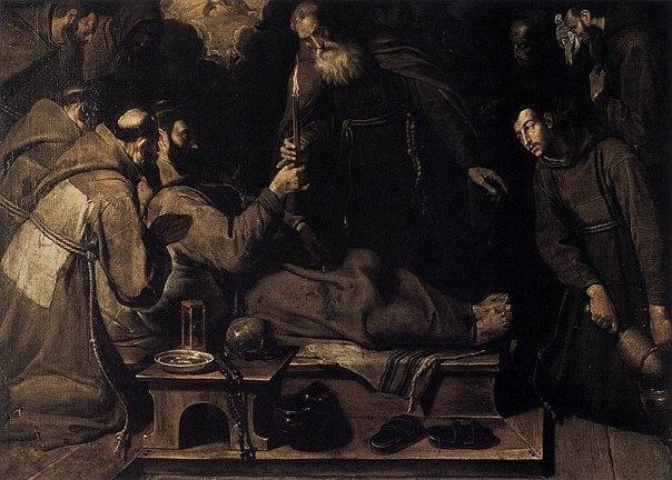 File:Bartolomé Carducho - Death of St Francis - WGA04207.jpg