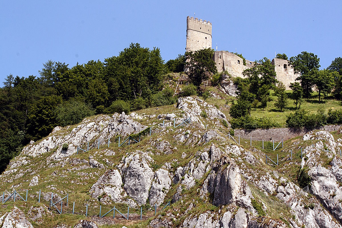 Burg Randeck Landkreis Kelheim  Wikipedia