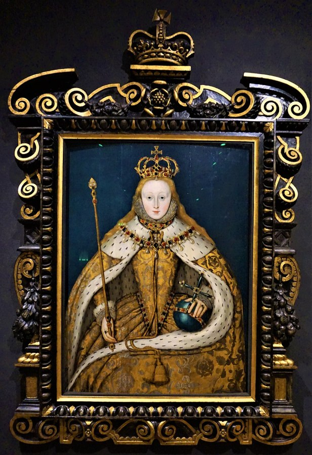 Elizabeth I of England - Joy of Museums - National Portrait Gallery, London