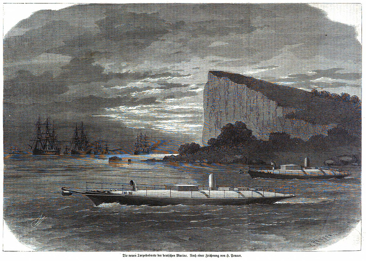 Torpedo Boats Of The German Navy 1871 1919 Wikipedia