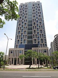 華南銀行總行世貿大樓 - 維基百科, 臺北市信義區松仁路123號,自由的百科全書