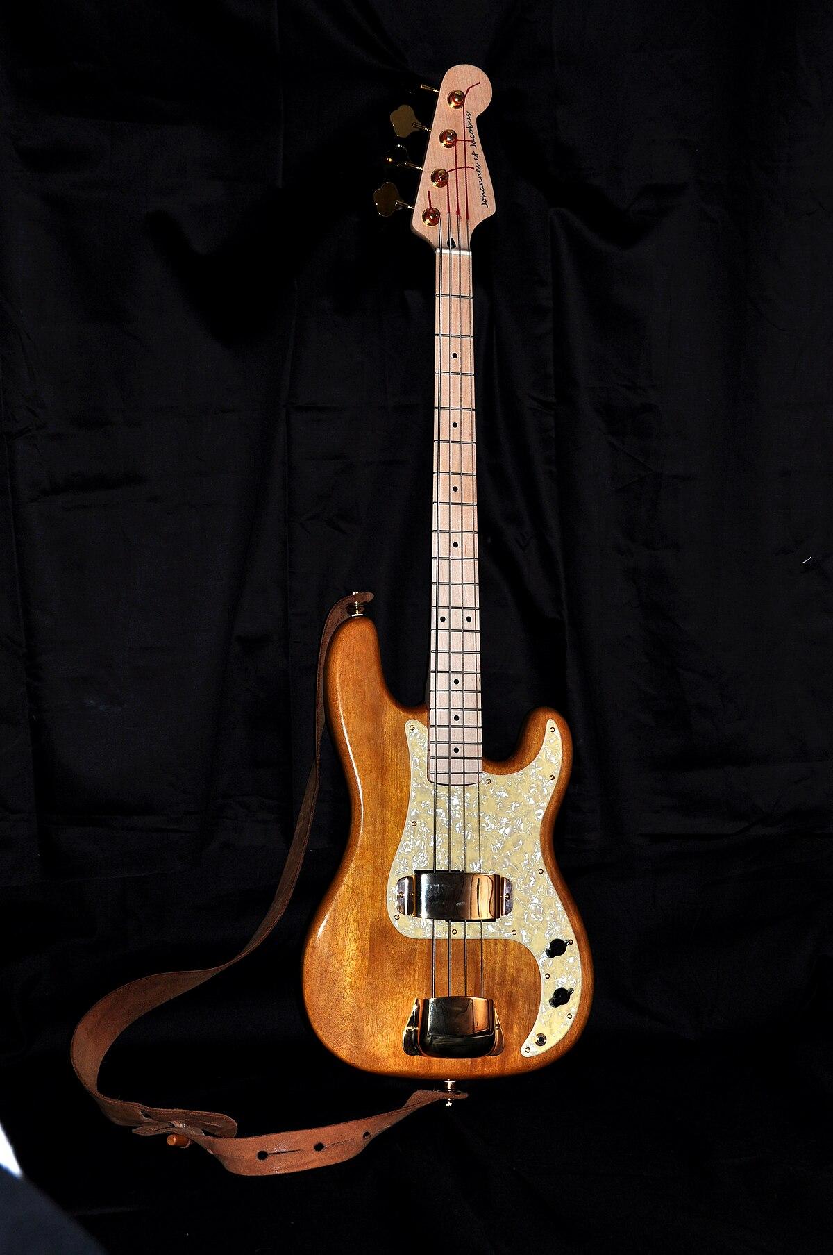 Bass guitar  Wikipedia