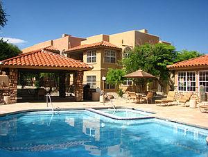 English: The La Reserve Apartment Complex