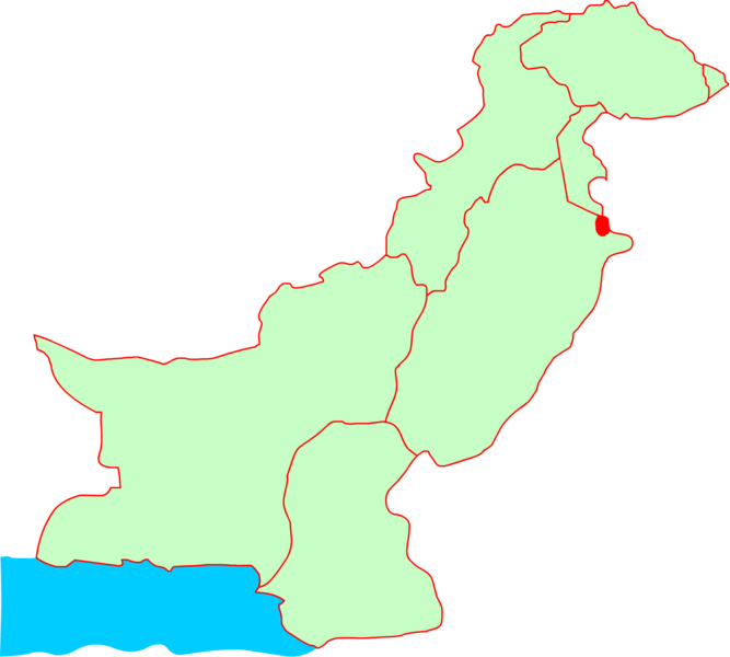 File:Location of Sialkot.png