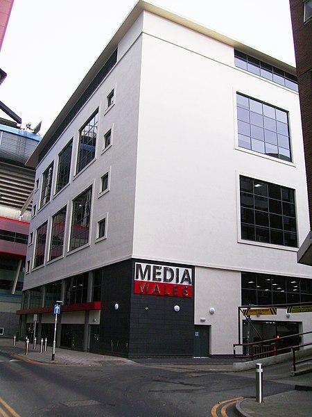 Media Wales Cardiff