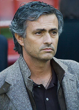 Mourinho in Moscow