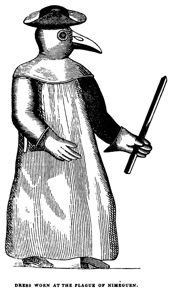 File:Plague Doctor (The Mirror of literature, 1841).png