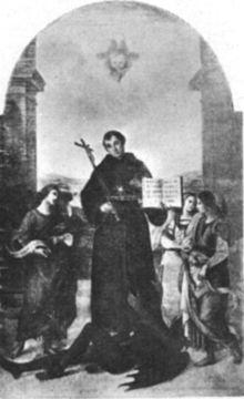 Pala del beato Nicola da Tolentino  Wikipedia