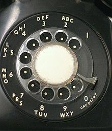 rotary dial telephone wiring diagram trailer socket 7 pins wikipedia