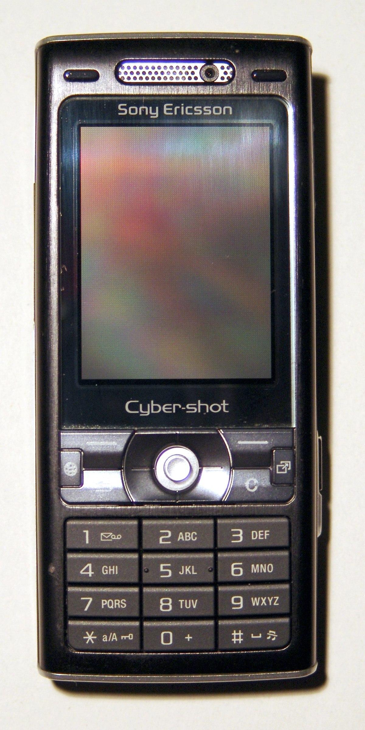 Sony Ericsson K800  Wikipedia