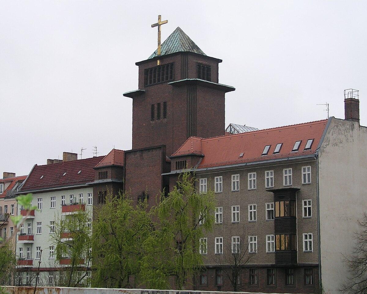 St Augustinus Berlin  Wikipedia