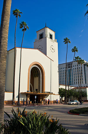 English: Union Station (Los Angeles)