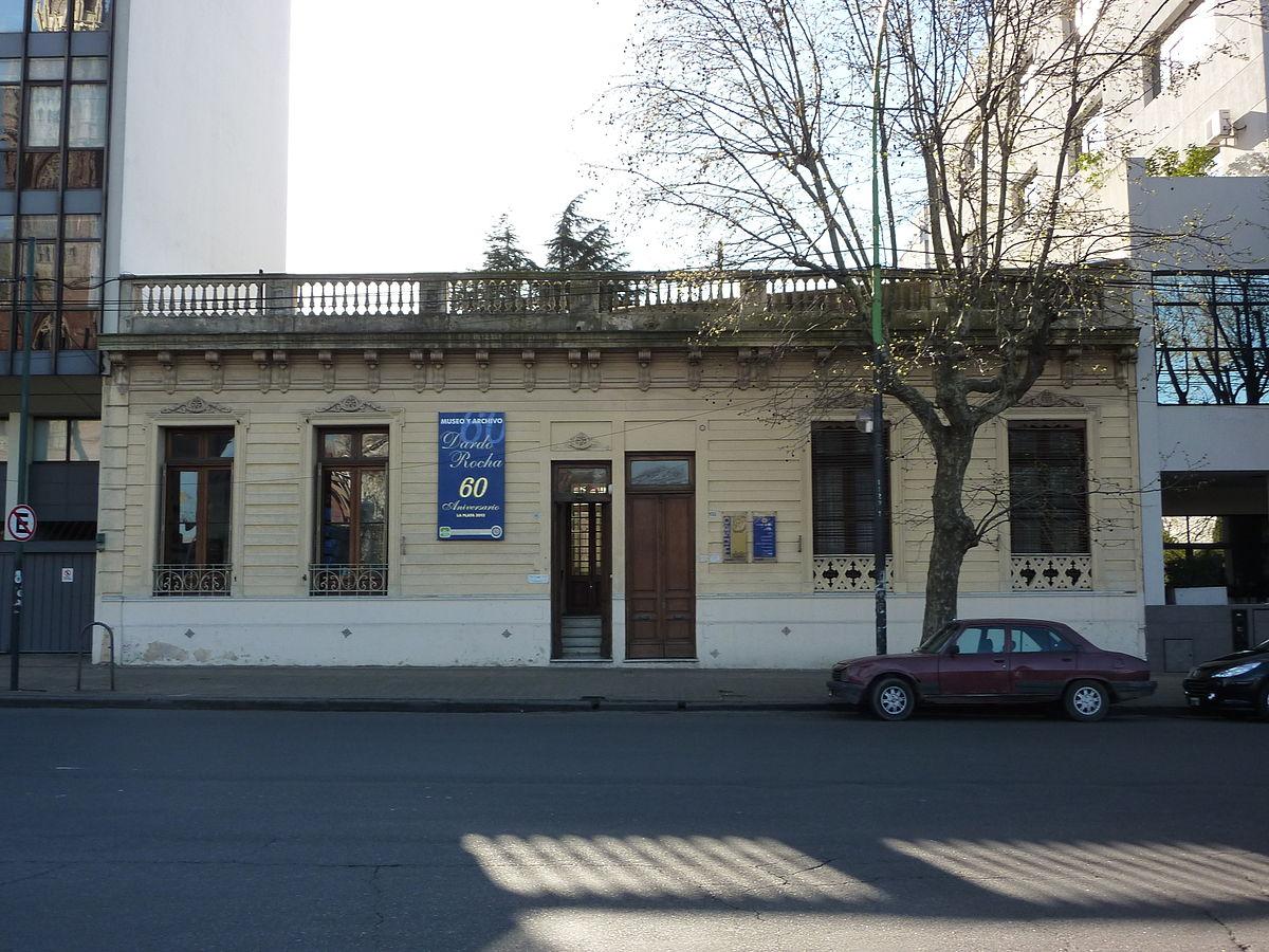 Museo Dardo Rocha  Wikipedia la enciclopedia libre